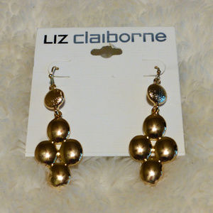 Liz Claiborne earrings